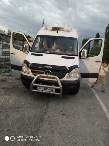 Грузовой и с/х транспорт в Баткен: Mersedes Sprinter Спринтер рекс сатылат матор жаны койулган тд холод