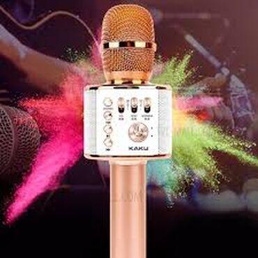 Kaku Microphones