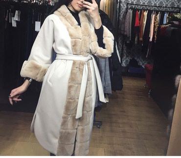 Продаю пальто. Тренд сезона. Сидит в Бишкек