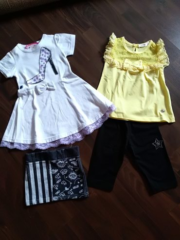 Paket nove garderobe za devojčicu. Veličina 2 - 92 - Ruma