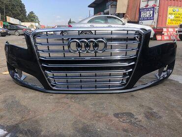 audi shiny в Азербайджан: Audi Q7 ön bufer