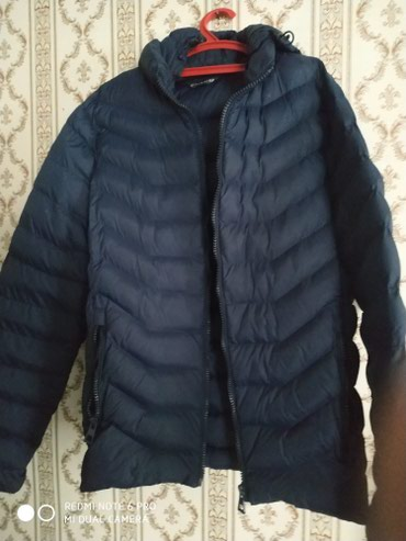 Куртка мужская 2хl осень весна цена 400 рост 175 185 звон в Бишкек
