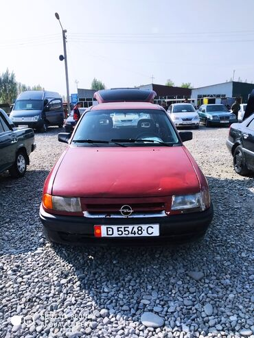 Opel - Гульча: Opel Astra 1.8 л. 1992 | 12345 км
