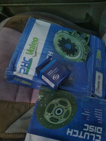 Автозапчасти - Каинды: Срочно продаю карзина,фередо,выжымной подшипник в комплекте на нексия