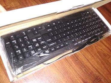 Новая клавиатура с английской в Бишкек
