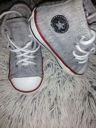 Dečija odeća i obuća - Gornji Milanovac: Baby starke Br. 20 Platnene,unutrašnji uložak se malo odvojio 800din