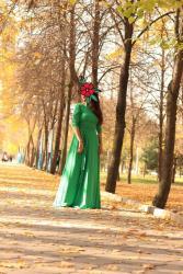 шикарные вечерние платья в пол в Кыргызстан: Срочно! Шикарное ПЛАТЬЕ в пол на стройную фигуру!  отлично подчеркнёт