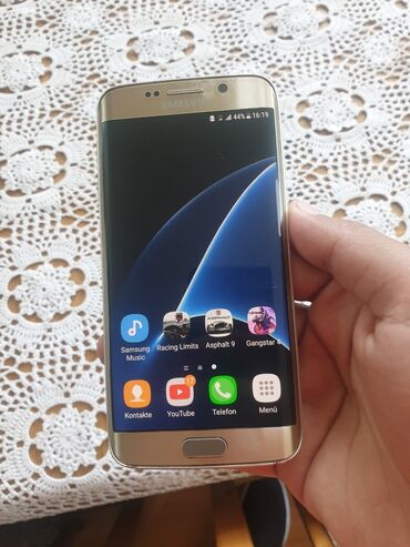Mobilni telefoni | Subotica: Upotrebljen Samsung Galaxy S6 Edge 32 GB zlatni