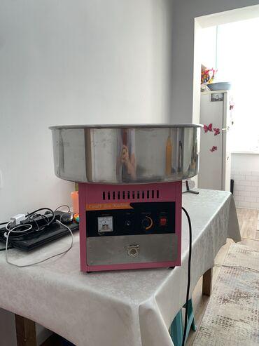Продаю аппарат для сахарной ваты новая. Оборудование для бизнеса э