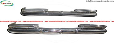 Mercedes Benz W108 & W109 years (1965-1973) bumpers stainless in Amargadhi  - photo 4