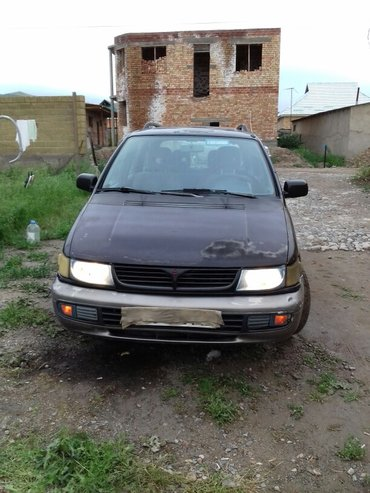 Mitsubishi Space Wagon 1995 в Бишкек