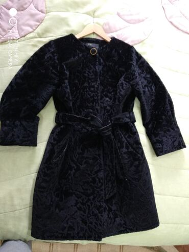 Личные вещи - Тогуз Булак: #2.Пальто Каракуль б/у!!!48 размер,пр-о Турция!!! #3.Пальто 100%