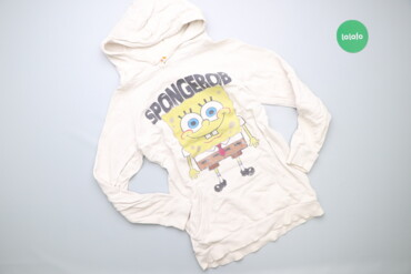 Підлітковий худі SpongeBOB Nickelodeon   Довжина: 62 см Рукав: 57 см