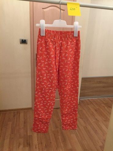 Lagane letnje pantalonice za devojcice vel. 128 - Indija