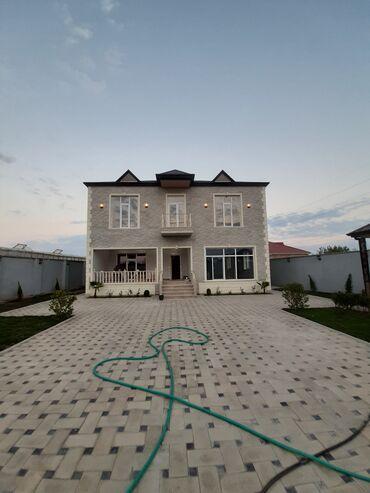 bag evi - Azərbaycan: Satılır Ev 306 kv. m, 5 otaqlı