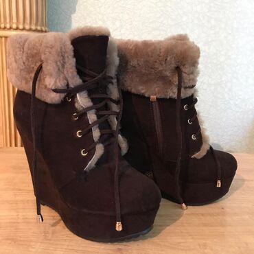 Женская обувь в Джалал-Абад: Турция. Натуралка замш. 37р