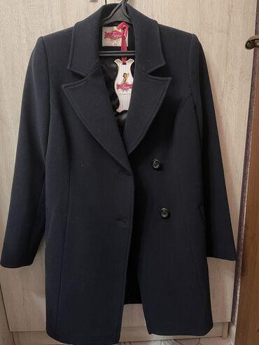 Новое пальто.размер S.ни разу не одевали