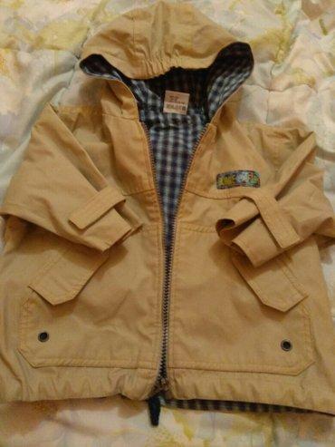 Курточка стильная на мальчика. до в Бишкек