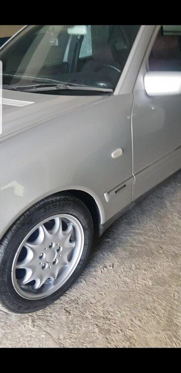 шины и диски в Кыргызстан: Продам диски+шины R16 215/55 В идеальном состоянии
