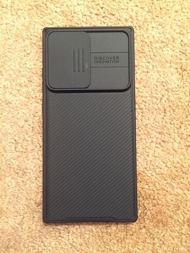 Samsung Note 20 ULTRA Qulobal Case Zərbəyəyə davamlı Kamera qoruyur