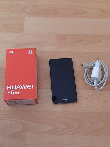 Huawei nova - Srbija: Na prodaju HUAWEI Y6 uz tel. ide i originalna kutija, punjač, kada sam