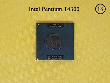 Intel Pentium T4300 (SL8VZ)Noutbuk üçün prosessor1 Мb keş, 2.10 GHz2