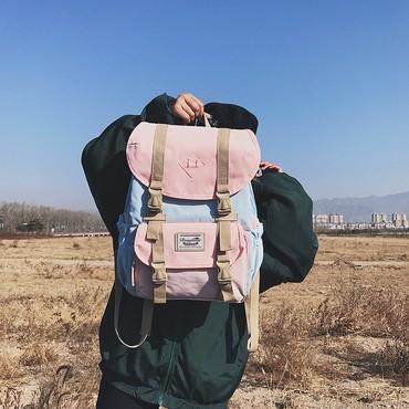 стильные куртки женские в Кыргызстан: Женский стильный рюкзак