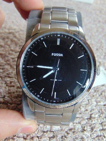 Fossil - Srbija: FossilFS5451SETKvarcniHirurški celikAnalogni5 ATMPrecnik kucišta sata