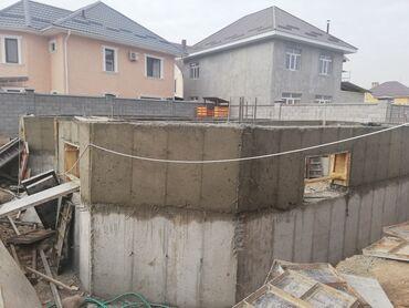 кровля крыши бишкек в Кыргызстан: Крыша,кровля,, фундамент,траншея жумуштарын жазайбыз