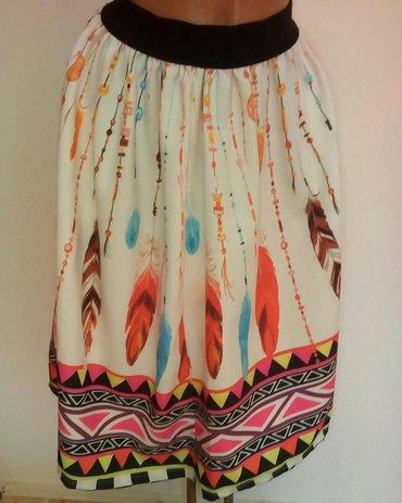 Nova suknja, velicina univerzalna
