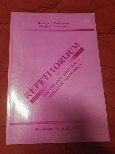 Knjige, časopisi, CD i DVD | Mladenovac: Repetitorijum