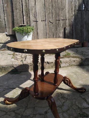 столик с ванночкой в Азербайджан: Столик ручной работы. Сделан на заказ