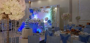 свечи свадебные в Кыргызстан: Свадебный Оформление зала @gulnurdekor. Наша команда создаёт самые