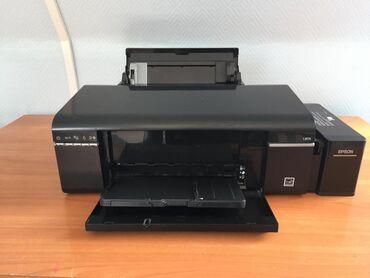Принтеры - Кыргызстан: Продам принтер l805 почти новый. Состояние идеальное