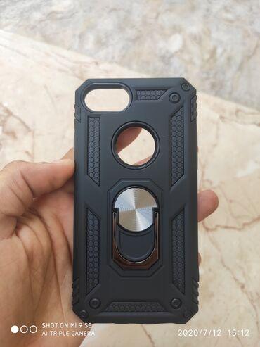 чехол iphone силикон в Азербайджан: IPhone 7 üçün arxalıq. Yeni gəlib,başqa mallar üçün mi_case1