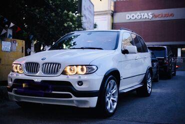 BMW - Model: X5 - Azərbaycan: BMW X5 4.4 l. 2005