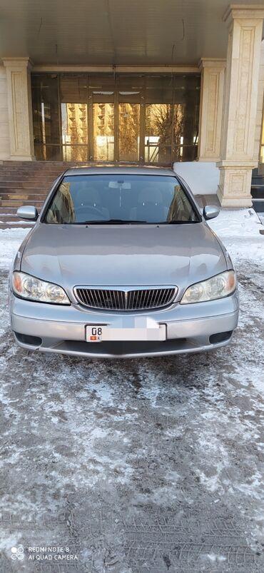 Рено ниссан - Кыргызстан: Nissan Cefiro 2.5 л. 2003   114785 км