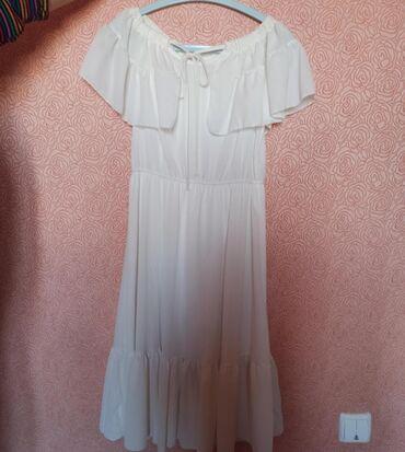 летнее платье свободного кроя в Кыргызстан: Платье летнее