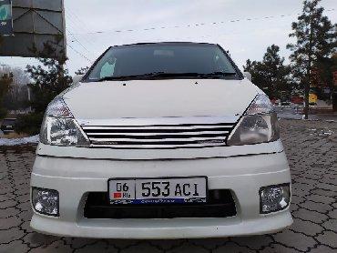 белый nissan в Кыргызстан: Nissan Serena 2002
