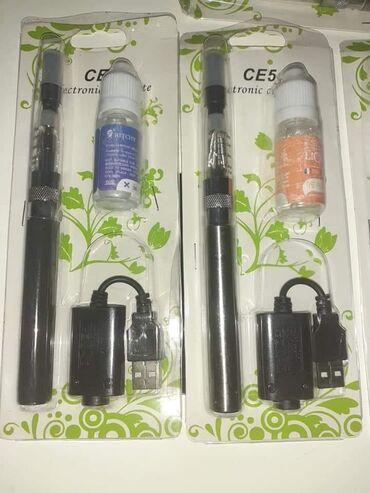 Elektronske cigare sa bocicom od 10ml uljaKupac moze da bira boju