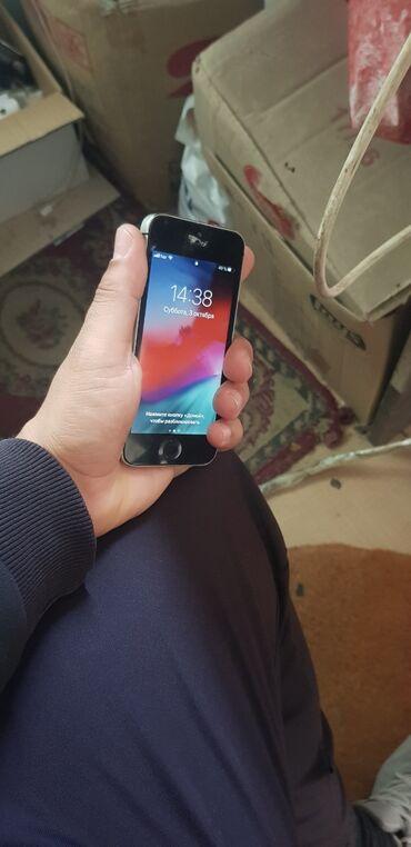 IPhone 5s 16 ГБ Черный