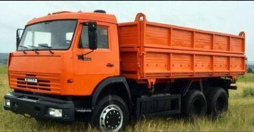 rezak b u в Кыргызстан: Требуется услуга водителя с личным грузовиком (КАМАЗ, HOWO, TONAR