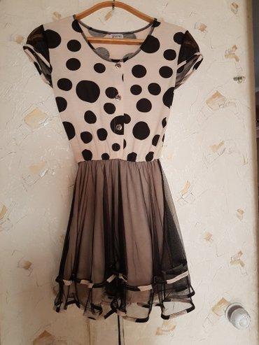 Продам красивое легкое платье на девочку или худенькую девушку размер  в Бишкек