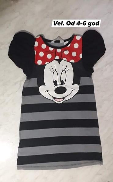 Mini Maus  haljinica za uzradt od 4 -6 god. - Leskovac