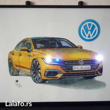 Volkswagen arteon - Belgrade