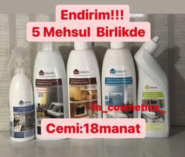 """beko soba - Azərbaycan: Endirim!5mehsul 18aznTemizleyici mehsullar Faberlic Sprey """"Antierp"""" va"""