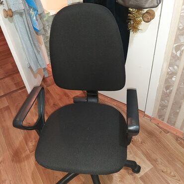 кресло для офиса в Кыргызстан: Офисное кресло в отличном состоянии