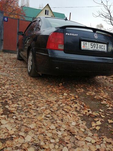 Volkswagen Passat 1.8 л. 1998