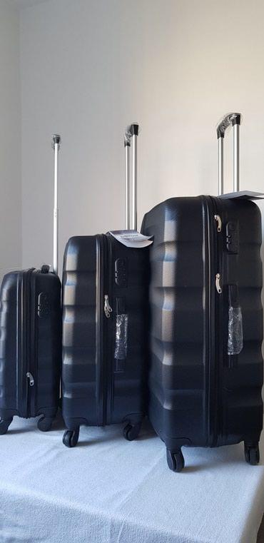 Nova kolekcija kofera od ABS plastike marke ORMI - BONTOURUvoz iz