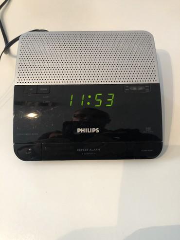 Bermude n - Srbija: Radio sa alarmom Philips, uvoz Svajcarska